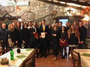 foto gemellaggio Nova Gorica Rotaract