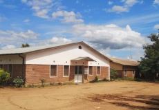 09_L'ESTERNO DEL COMFORT COMMUNITY HOSPITAL