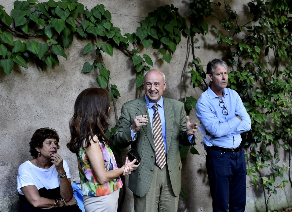 Discorso del presidente del Milano Brera Paolo Gila