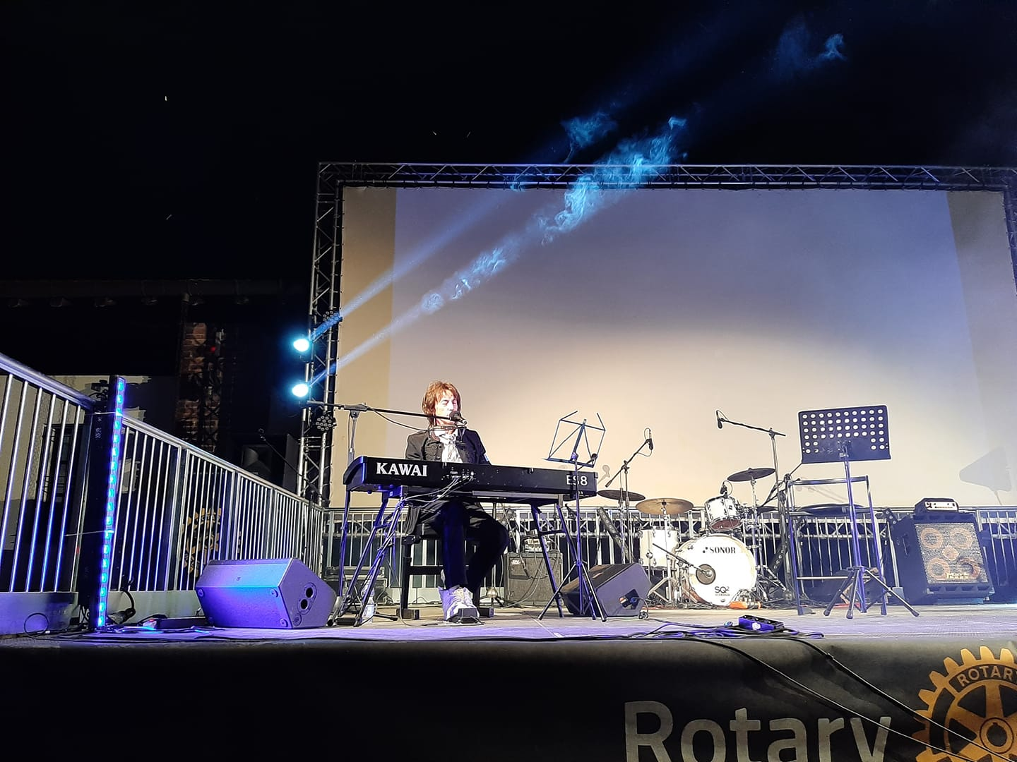 rotary aid festival Fortis