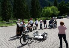 5 bicicletta per disabili