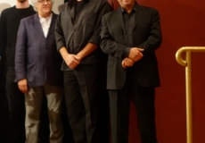 I Maestri con Gianni della Libera