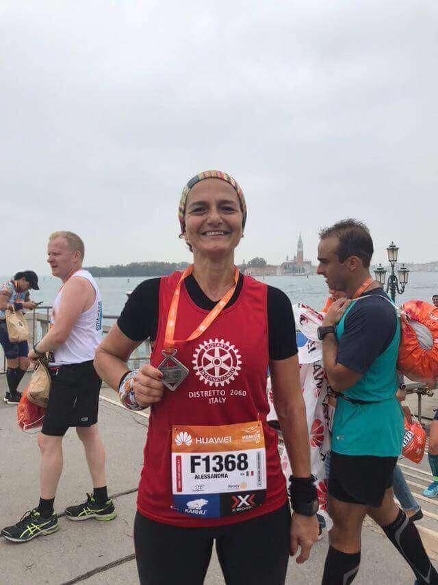 Runner Rotary 2