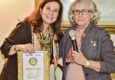 Cristina Rossello e Vittoria Nicoletta Ghedin