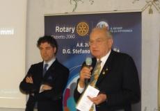 6 Il PDG Cecovini con Livio Petriccione
