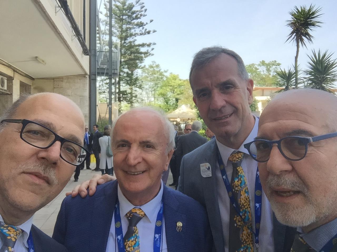 tre governatori e Lanteri